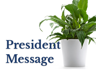 Message from President (December)