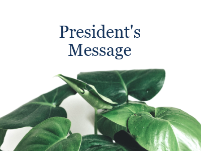 IPA - Presidents Message December 2018