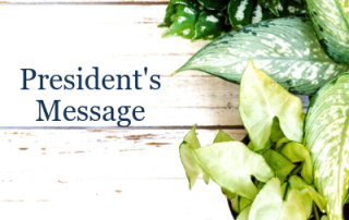 President's Message (July 2019) - IPA