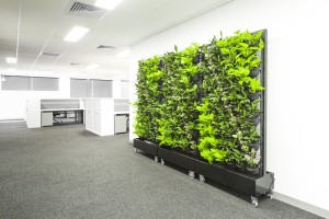 Mobile green wall - Ambius National