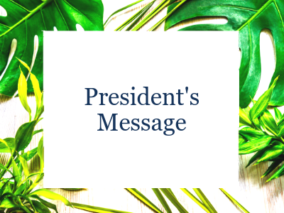 IPA - President's Message ( Aug 2019 )