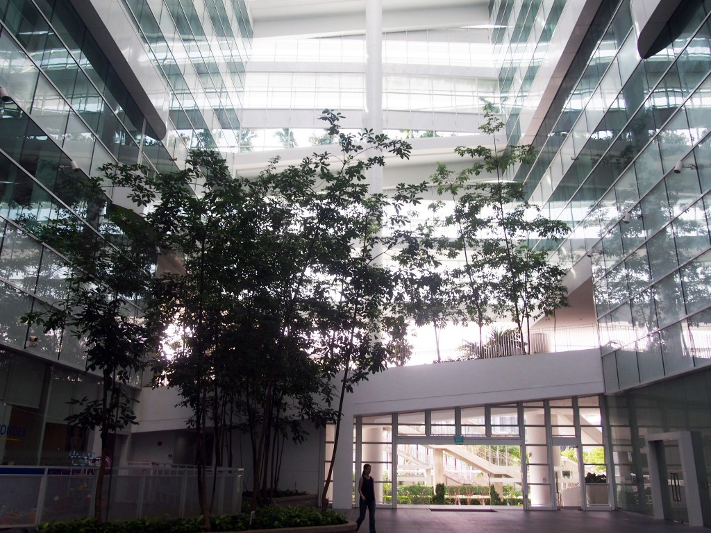 Solaris building in Central-West Singapore (9)